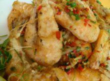 Malaysian Chili Prawns Recipe