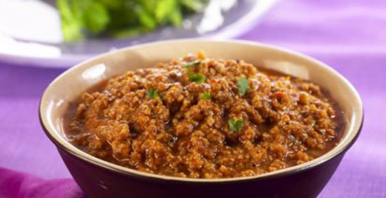 Achari Keema Recipe