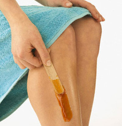 best homemade wax hair removal recipe