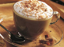 cappuccino without steam
