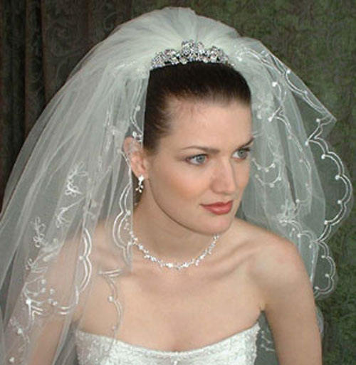 Stylish Wedding Veils