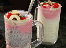 How to Make Delicious Falooda Dessert
