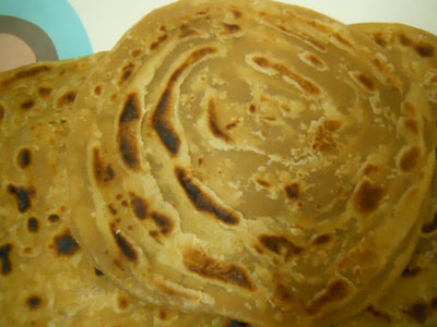 How to Make Laal Attay ke Khamiri Parathay