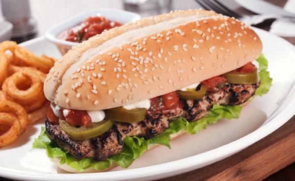 Juicy Steak Burger Recipe