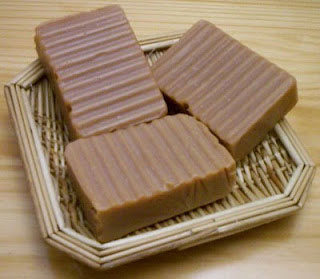 chocolate mint soap