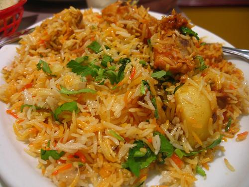 Chatpati Bombay Biryani