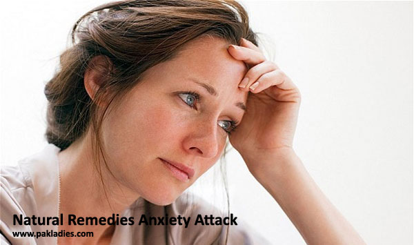 Natural Remedies Anxiety Attack
