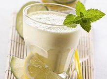 Lemon Smoothie Recipe