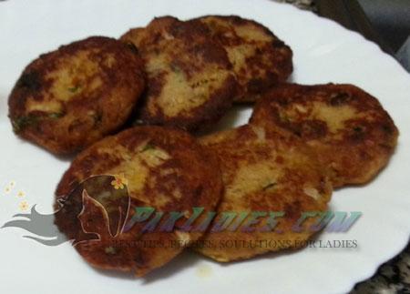 Tasty Shami Kabab