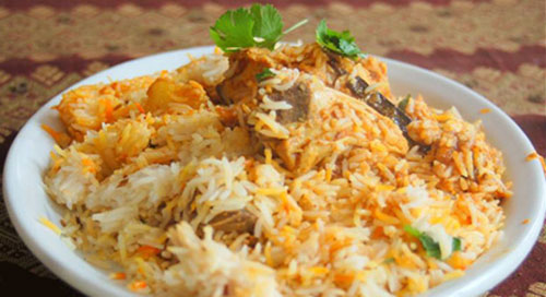 How to Make Wedding Biryani