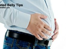 Bloated Belly Tips