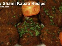 Spicy Shami Kabab Recipe