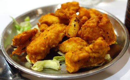 fish pakora urdu recipe