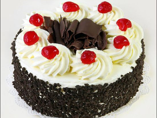 How to Make Easy Black Forest Cake