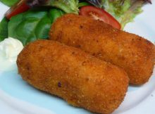 Quick Potato Croquettes Recipe