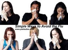 Simple Ways to Avoid the Flu