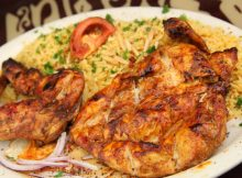 Chicken Tikka Rice Recipe
