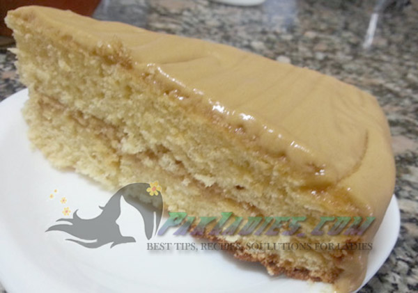 Bombay Bakery Coffee Cake Recipe