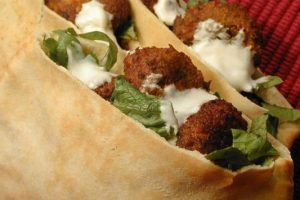 Easy Falafel Sandwich Recipe