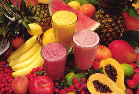 detox fruit smoothies