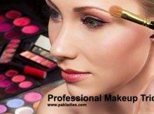Professional Makeup Tricks