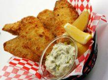Spicy Crispy Fried Fish Recipe