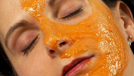 Pumpkin Face Mask for Glowing Skin