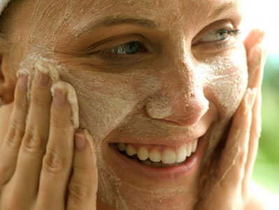 Face Scrub for Oily Skin
