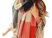 Lightweight Women Winter Scarves