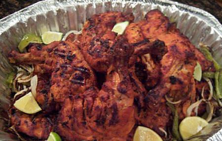 Quick Grilled Chicken Recipe