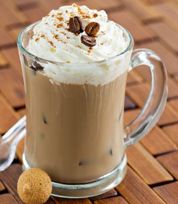 Iced Cocoa Coffee Recipe