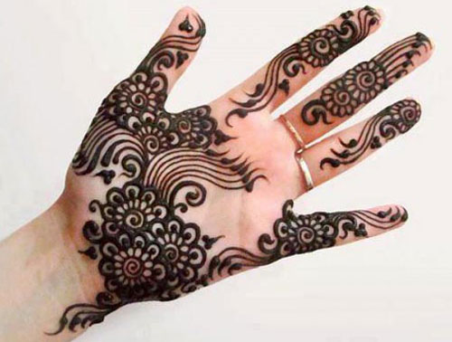 Mehndi Design Collections