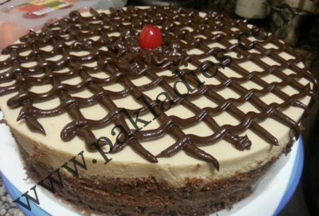 Mocha Java Cake