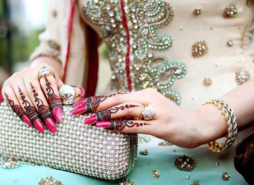 mehndi for brides
