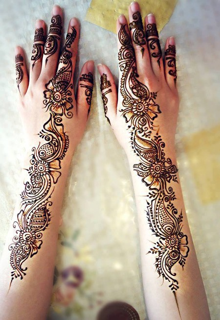 mehndi for eid 2013