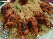 Imli Drumsticks and Masala Rice