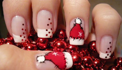 Christmas Nail Art Ideas 2017 Pak Ladies