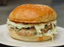 Tasty Chicken Burger Recipe