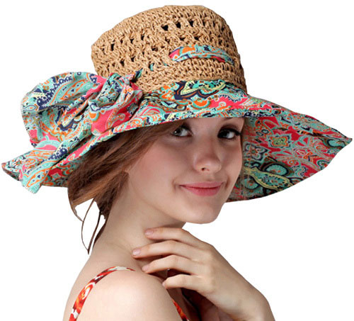 Women Straw Beach Hats