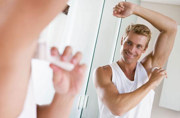Prevent Underarm Odor Naturally