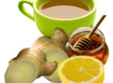 ginger lemon tea recipe