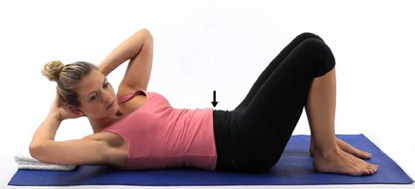 Lower Abdominal Exercises At Home