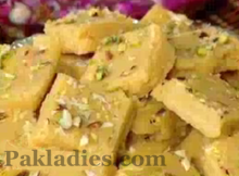 patisa soan papdi recipe