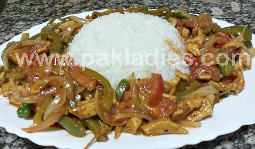 how to make chicken jalfrezi recipe