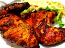 Tandoori Chicken Indian Cuisine