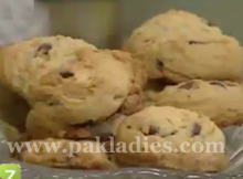 chocolate chip cookies recipe by shireen anwar