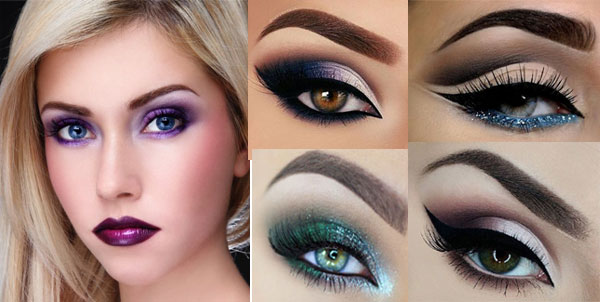 Makeup for New Years Eve Party