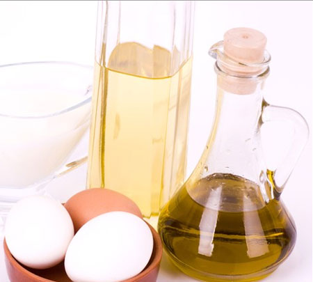 how to make egg oil at home for hair growth