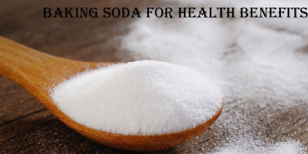 Baking Soda for Health Benefits