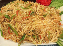 easy chicken chow mein recipe